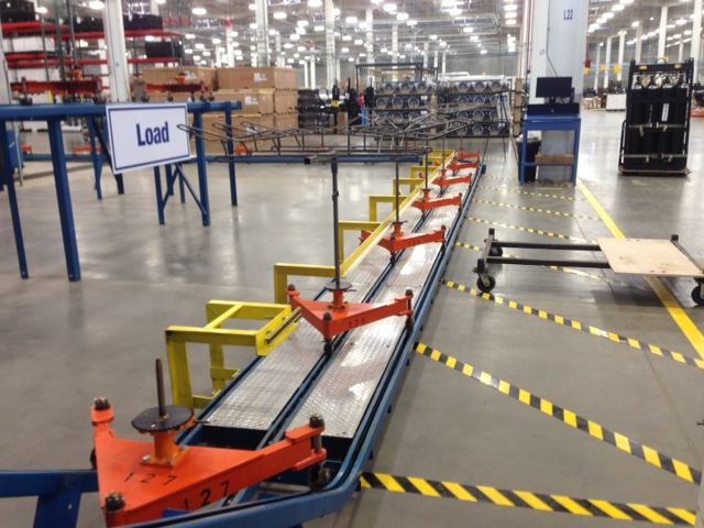 Phoenix Installation Conveyor Fabrication